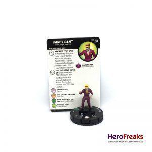 Heroclix Earth X – 021 Fancy Dan