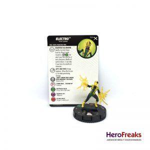 Heroclix Earth X – 024 Electro