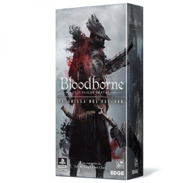 BloodBorne La Pesadilla del Cazador