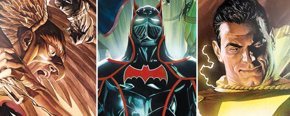 Dice Masters DC SLIDER