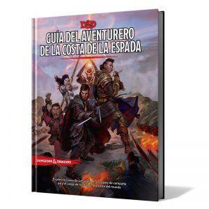 Dungeons & Dragons - Guía del Aventurero de la Costa de la Espada