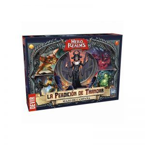 Hero Realms La Perdición de Thandar