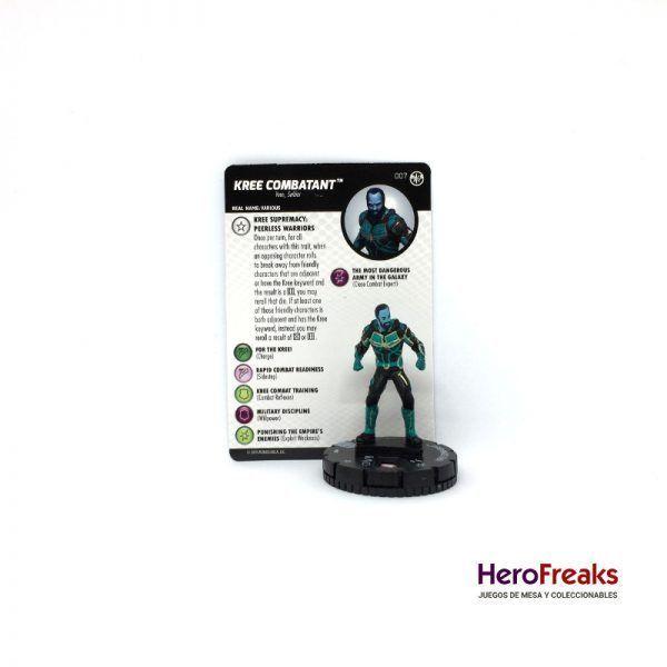 Heroclix Captain Marvel – 007 Kree Combatant