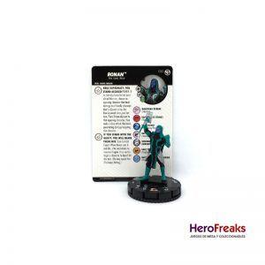 Heroclix Captain Marvel – 020 Ronan