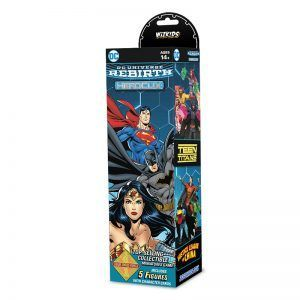 Heroclix DC Rebirth Booster