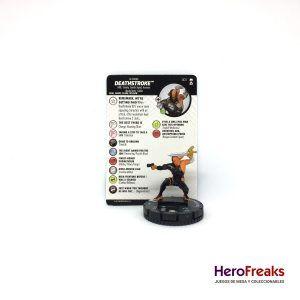 Heroclix DC Rebirth – 001 Deathstroke