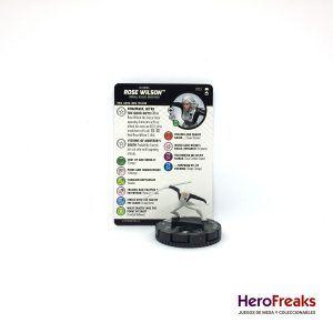 Heroclix DC Rebirth – 003 Rose Wilson