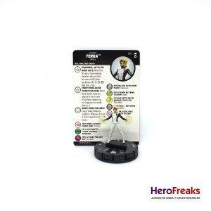 Heroclix DC Rebirth – 004 Terra