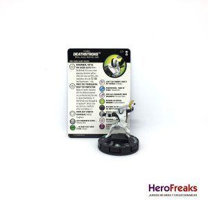 Heroclix DC Rebirth – 017 Deathstroke