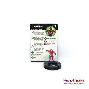 Heroclix DC Rebirth – 023b Citizen Steel