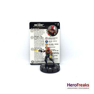 Heroclix DC Rebirth – 046 Red Hood