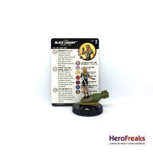 Heroclix DC Rebirth – 049 Black Canary