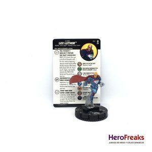 Heroclix DC Rebirth – 051 Lex Luthor