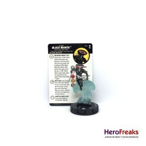 Heroclix DC Rebirth – 054 Black Manta