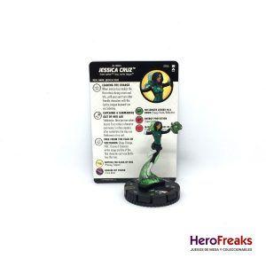 Heroclix DC Rebirth – 056 Jessica Cruz