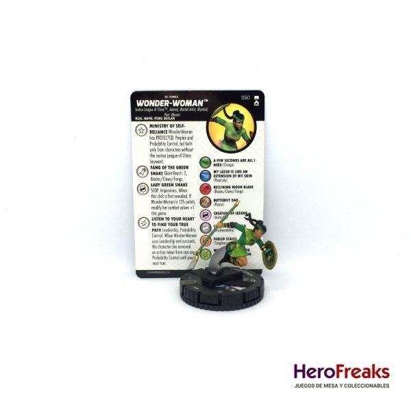 Heroclix DC Rebirth – 060 Wonder-Woman
