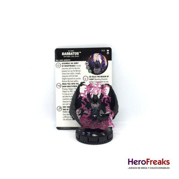 Heroclix DC Rebirth – 068 Barbatos