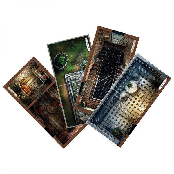Las Mansiones de la Locura - Más Allá del Umbral