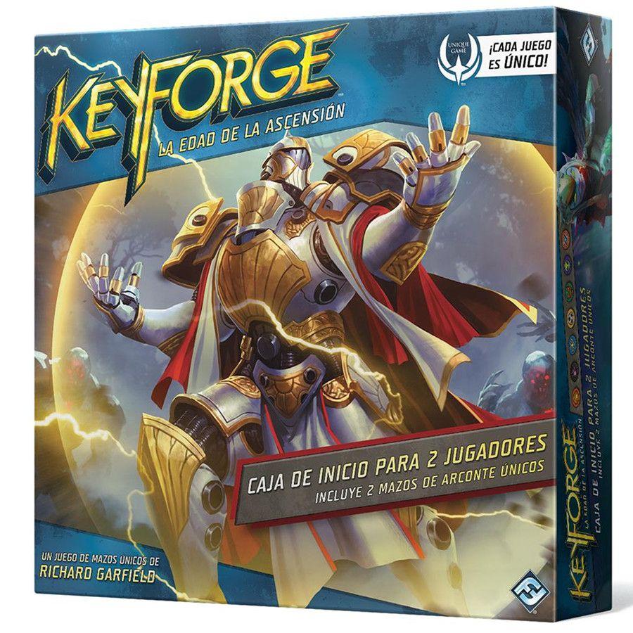 Keyforge La Edad de la Ascensión - Caja Básica