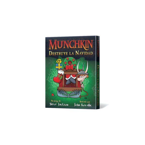 Munchkin Destruye la Navidad