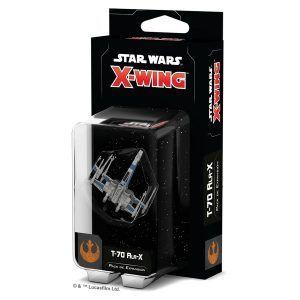 Star Wars X-Wing Segunda Edición T-70 ALA-X