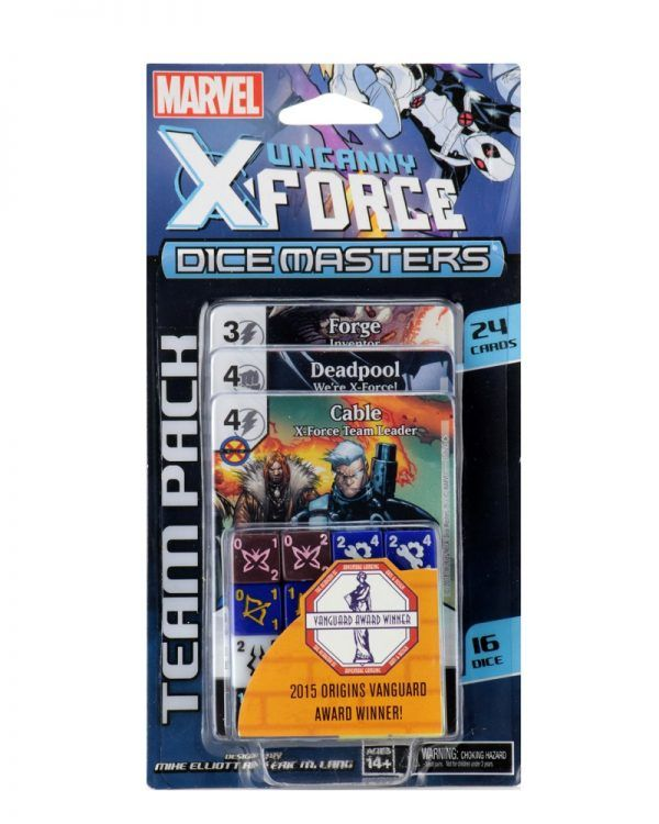DIce Masters X-Force Team Pack