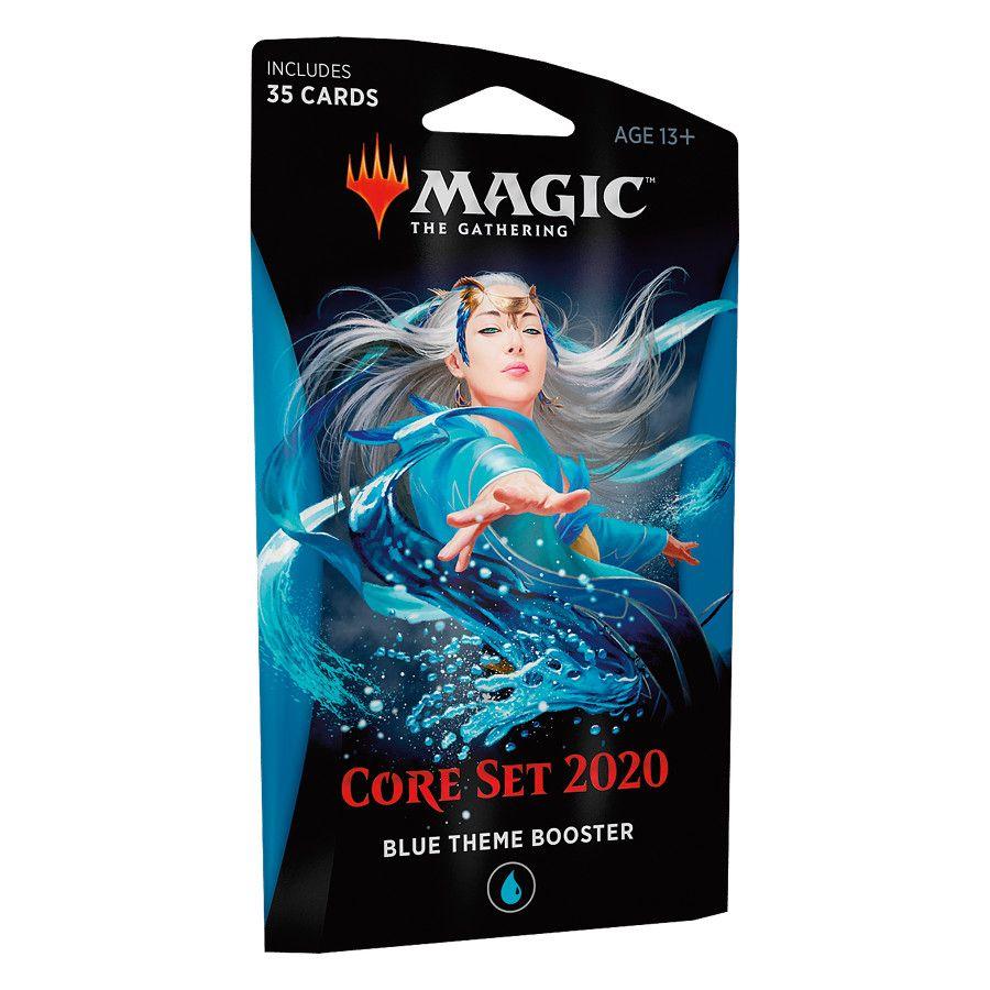 MTG Colección Básica 2020 - Sobre Temático Azul