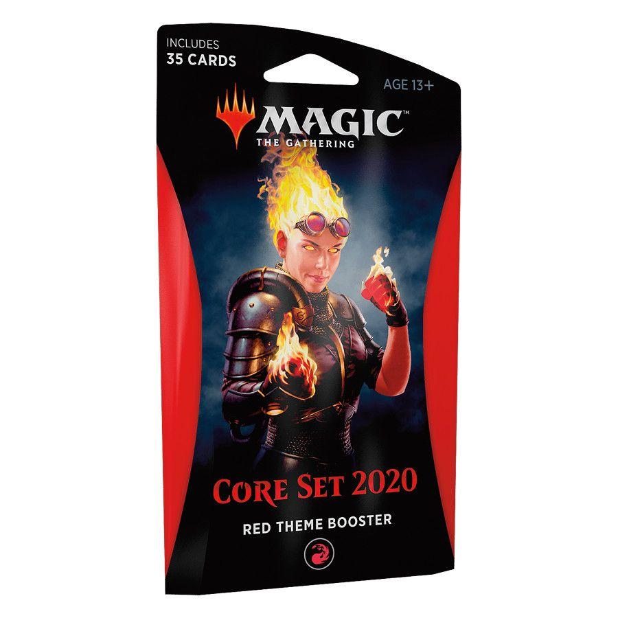 MTG Colección Básica 2020 - Sobre Temático Rojo