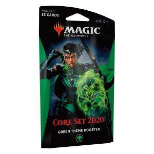 MTG Colección Básica 2020 - Sobre Temático Verde