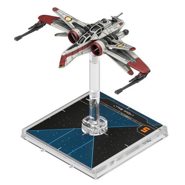 Star Wars X-Wing Segunda Edición Caza Estelar ARC-170