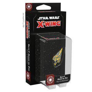 Star Wars X-Wing Segunda Edición Delta-7 Duende del Éter