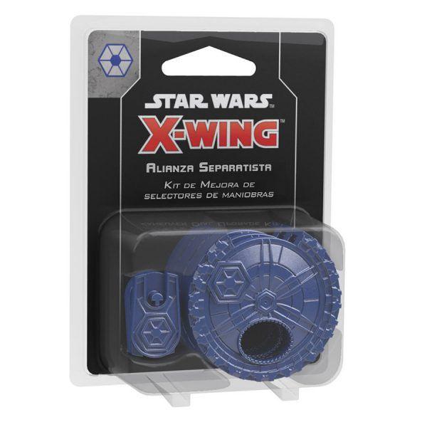 Star Wars X-Wing Segunda Edición Dial Alianza Separatista