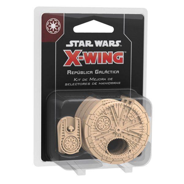 Star Wars X-Wing Segunda Edición Dial República Galáctica