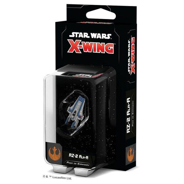 Star Wars X-Wing Segunda Edición RZ-2 ALA-A