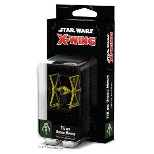 Star Wars X-Wing Segunda Edición TIE del Gremio Minero