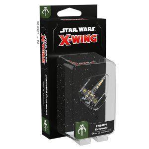 Star Wars X-Wing Segunda Edición Z-95-AF4