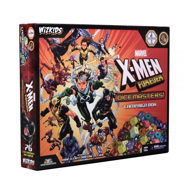 X-Men Forever Campaign Box
