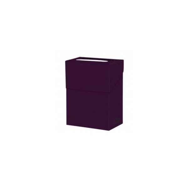 Deck Box Ultra Pro Plum