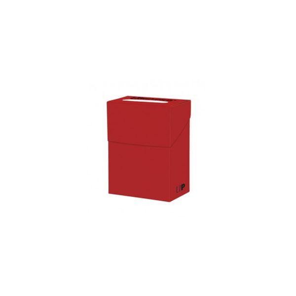 Deck Box Ultra Pro Red