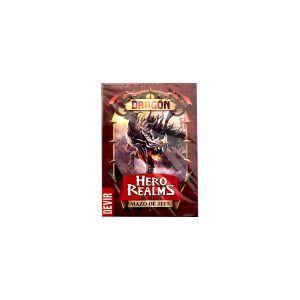 Hero Realms Mazo de Jefe - Dragón