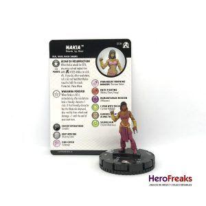 Heroclix Avengers Black Panther Illuminati – 008 Nakia
