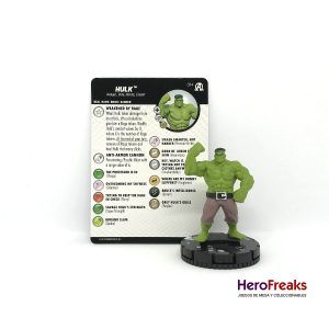 Heroclix Avengers Black Panther Illuminati – 014 Hulk