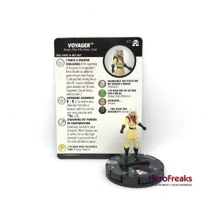 Heroclix Avengers Black Panther Illuminati – 017 Voyager