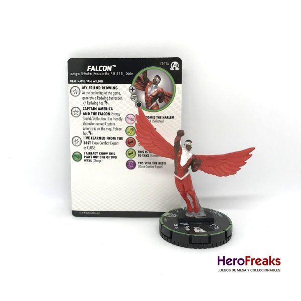 Heroclix Avengers Black Panther Illuminati – 041b Falcon