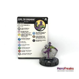 Heroclix Avengers Black Panther Illuminati – 056 Kang, The Conquerer