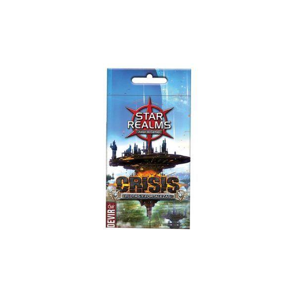 Star Realms: Crisis - Sobre de Flotas y Fortalezas
