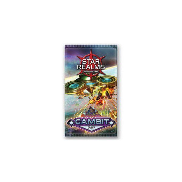 Star Realms: Gambito - Sobre