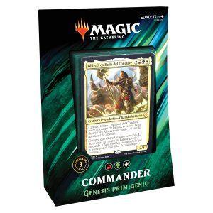 MTG: Commander 2019 - Génesis Primigenio