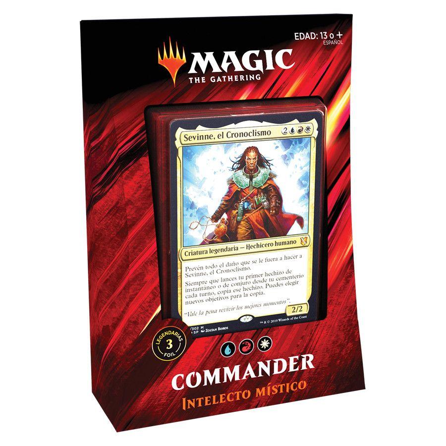MTG: Commander 2019 - Intelecto Místico