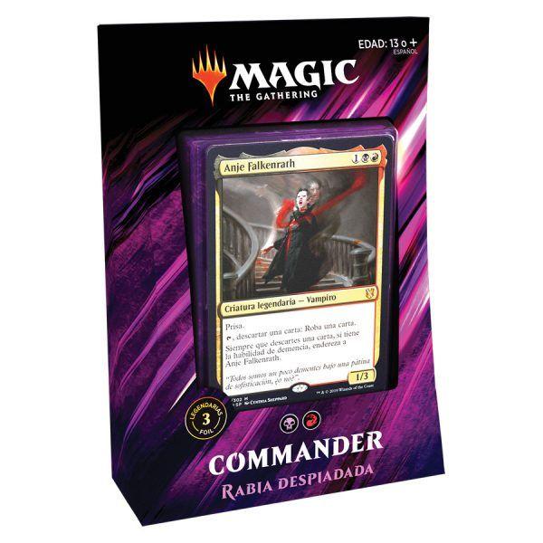 MTG: Commander 2019 - Rabia Despiadada